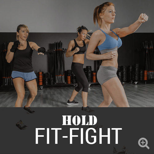 Fit-Fight hold