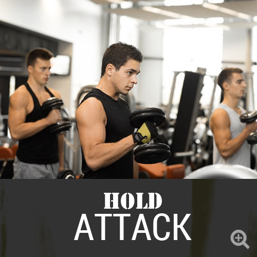 Attack Express hold (Les Mills)