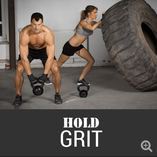 Grit Strength hold (Les Mills)
