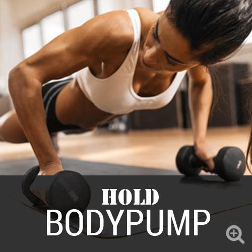 Les Mills BodyPump hold, Vordingborg
