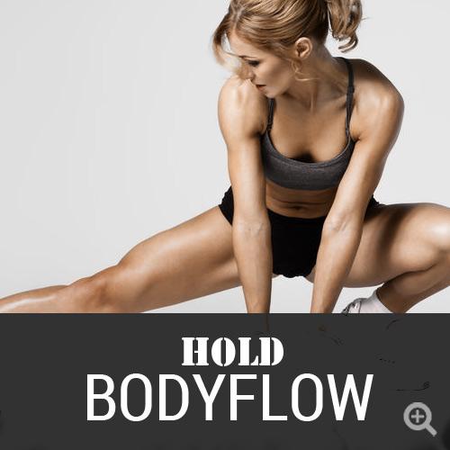 Bodyflow hold (Les Mills)