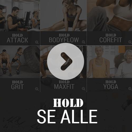 Fitness Hold - Se alle