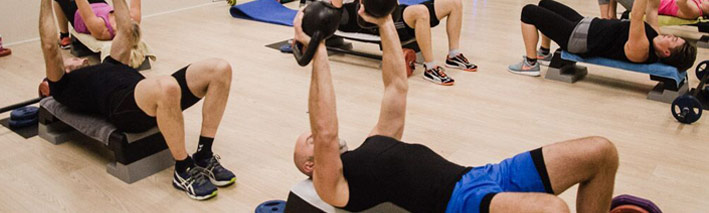 Vordingborg fitness hold - Corefit mave og ryg