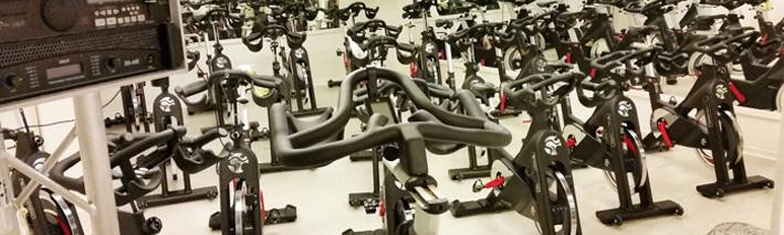 Vordingborg fitness hold - Cykling
