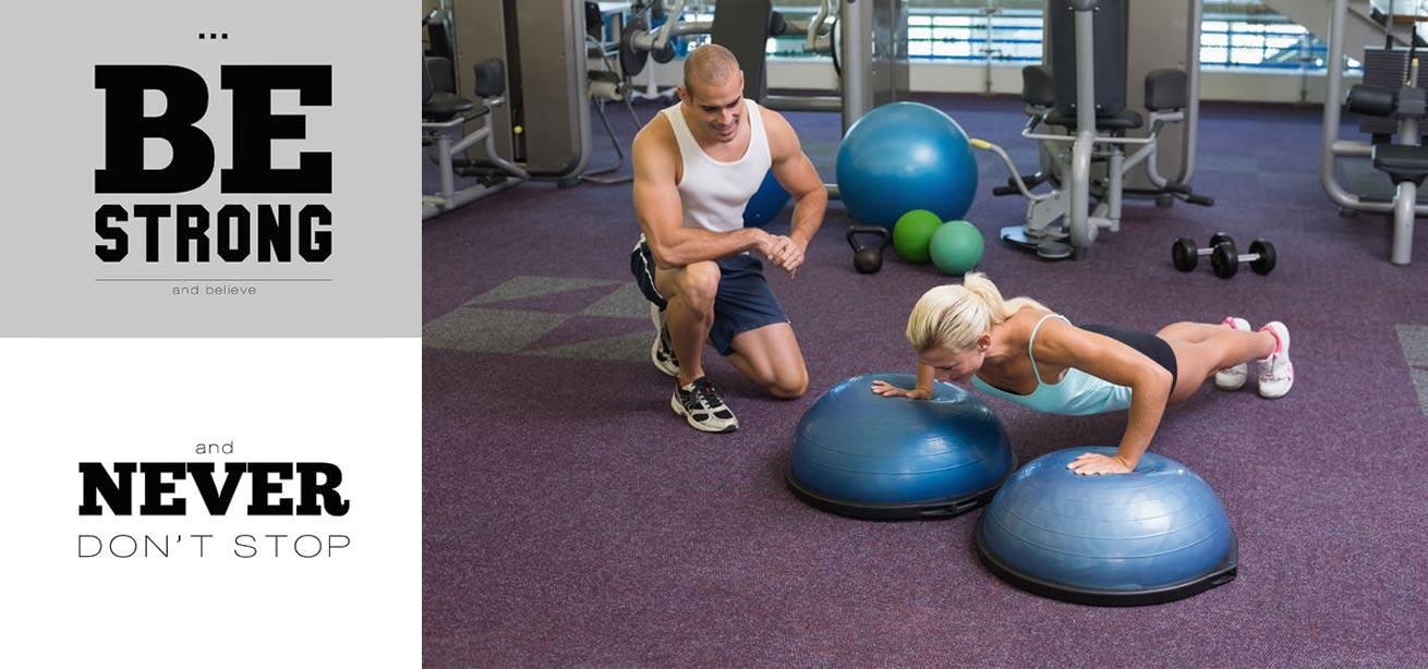 Personal træner : Individuelt avanceret træningsprogram