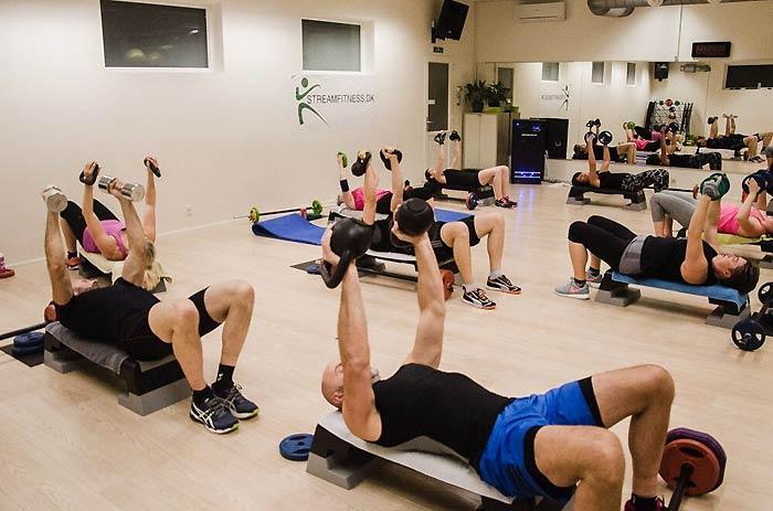 Fitness fitness instruktør - Ledige stillinger
