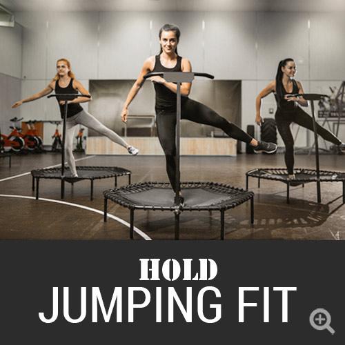 Jumping Fit hold i Vordingborg