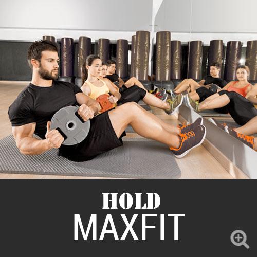 Maxfit fitness træning