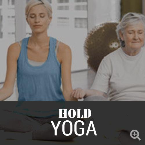 Yoga hold