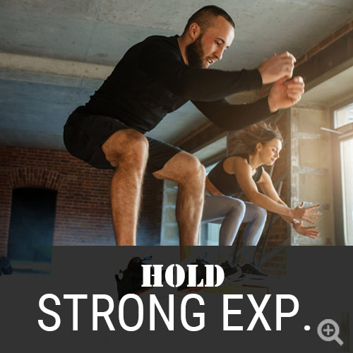 Stong Express fitness hold